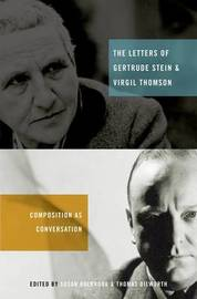 The Letters of Gertrude Stein and Virgil Thomson image