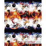 Contact Book Covering 1m X 450mm - BMX