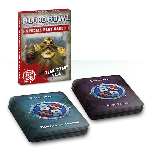 Blood Bowl: Team Titans Pack
