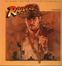 The Raiders Of The Lost Ark Original Soundtrack (2LP) by Soundtrack / Various