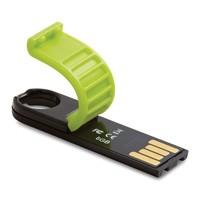 Verbatim Store'n'Go Micro+ USB Drive - 8GB (Eucalyptus Green) image