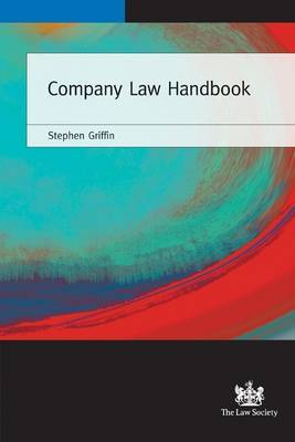 Company Law Handbook by Stephen M Griffin image