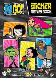 DC Teen Titans Go! Sticker Activity Book