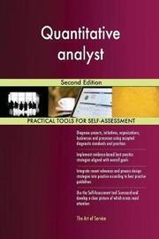 Quantitative Analyst Second Edition by Gerardus Blokdyk image