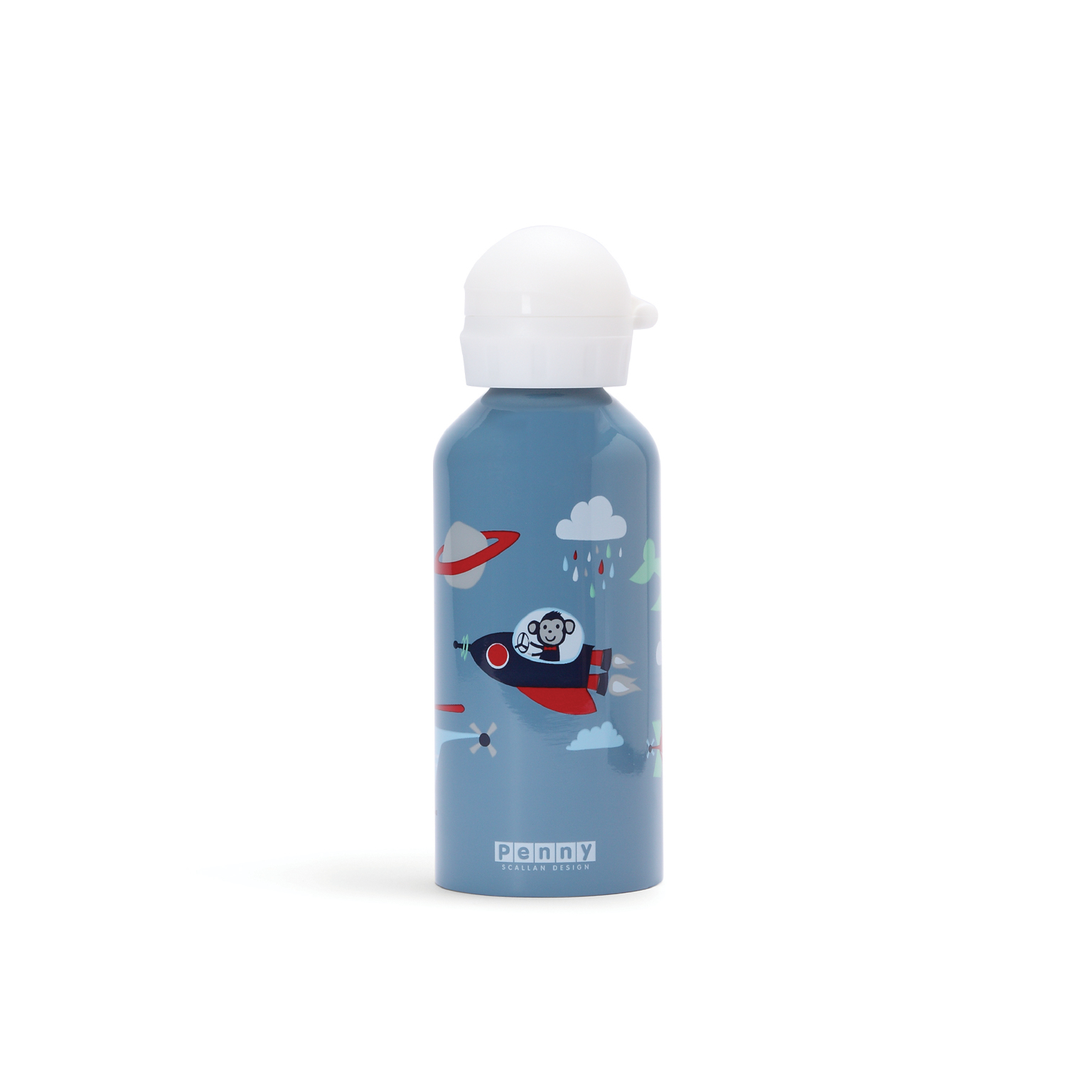 Space Monkey Drink Bottle Stainless Steel image