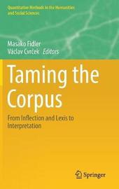 Taming the Corpus image