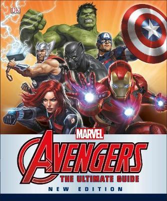 Marvel Avengers Ultimate Guide New Edition by DK image