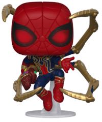 Avengers: Endgame - Iron Spider (with Nano Gauntlet) Pop! Vinyl Figure image