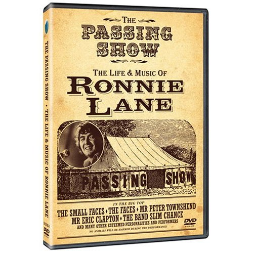 The Passing Show  - The Life And Music Of Ronnie Lane  on DVD image
