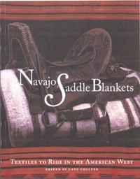 Navajo Saddle Blankets image