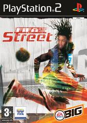 FIFA Street for PlayStation 2