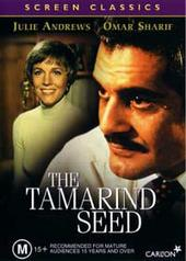 The Tamarind Seed on DVD