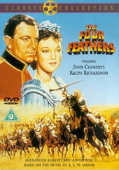 Four Feathers on DVD