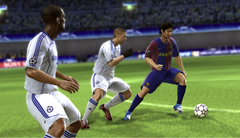 UEFA Champions League 07 for Xbox 360 image