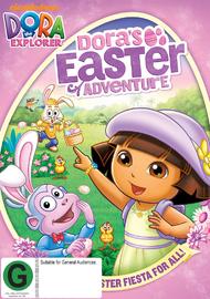 Dora the Explorer: Dora's Easter Adventure on DVD