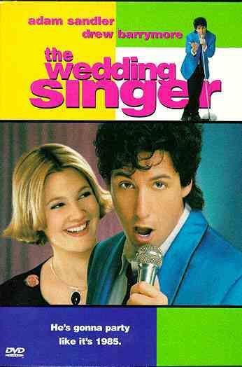 The Wedding Singer on DVD