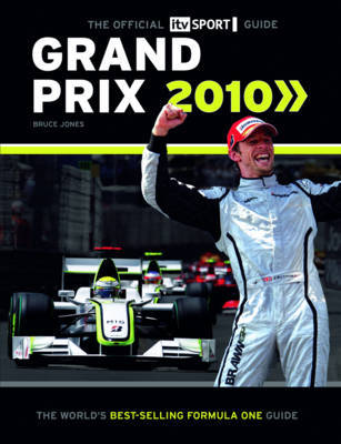 ITV Sport Guide Grand Prix by Bruce Jones image