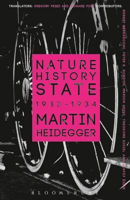 Nature, History, State by Martin Heidegger