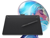 Wacom Intuos Art Pen & Touch Tablet (Medium / Black)