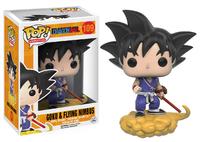 Dragon Ball - Goku & Nimbus Pop! Vinyl Figure image