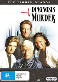 Diagnosis Murder - Season 8 on