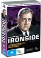 Ironside - The Complete 4th Season on DVD
