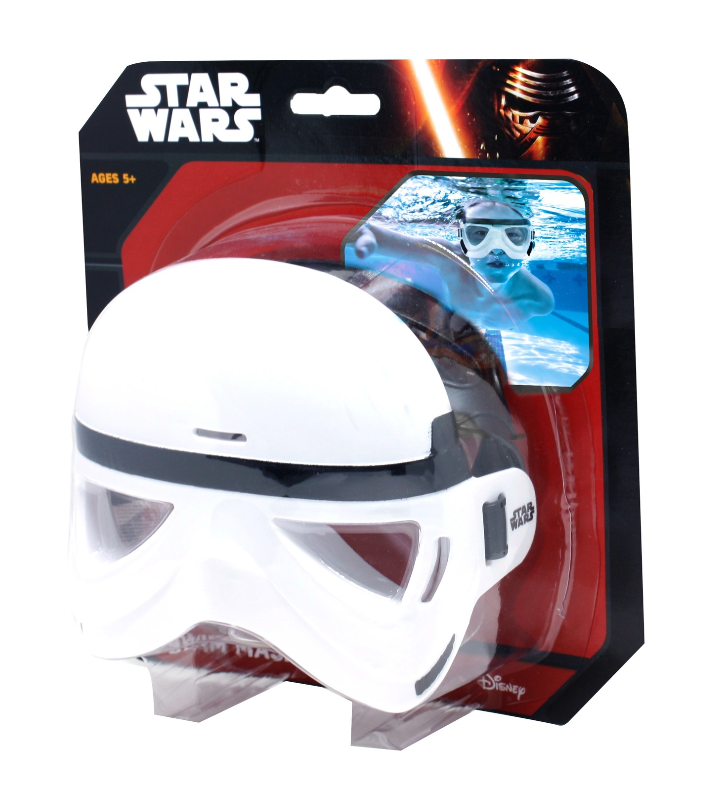 Star Wars: Stormtrooper - Swim Mask image