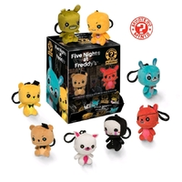 Five Nights at Freddy's - Mystery Minis Plush Key Chain (Blind Box)