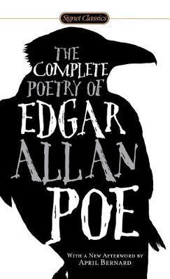 The Complete Poetry Of Edgar Allan Poe by Edgar Allan Poe