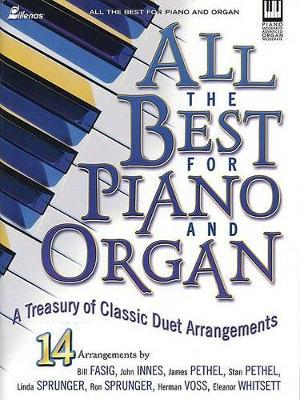 All the Best for Piano and Organ by Various image