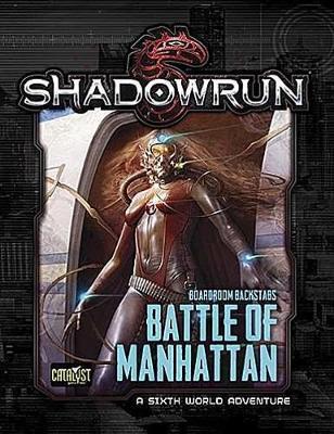 Shadowrun RPG: Battle of Manhattan - Game Supplement