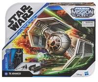 Star Wars: Mission Fleet - Darth Vader TIE Advanced
