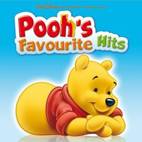 Pooh's Favourite Songs by Various image
