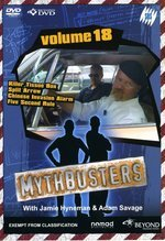 Mythbusters - Vol. 18 on DVD