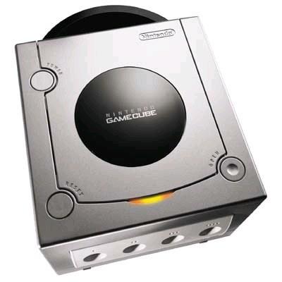 GameCube Platinum Console for GameCube