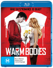 Warm Bodies on Blu-ray