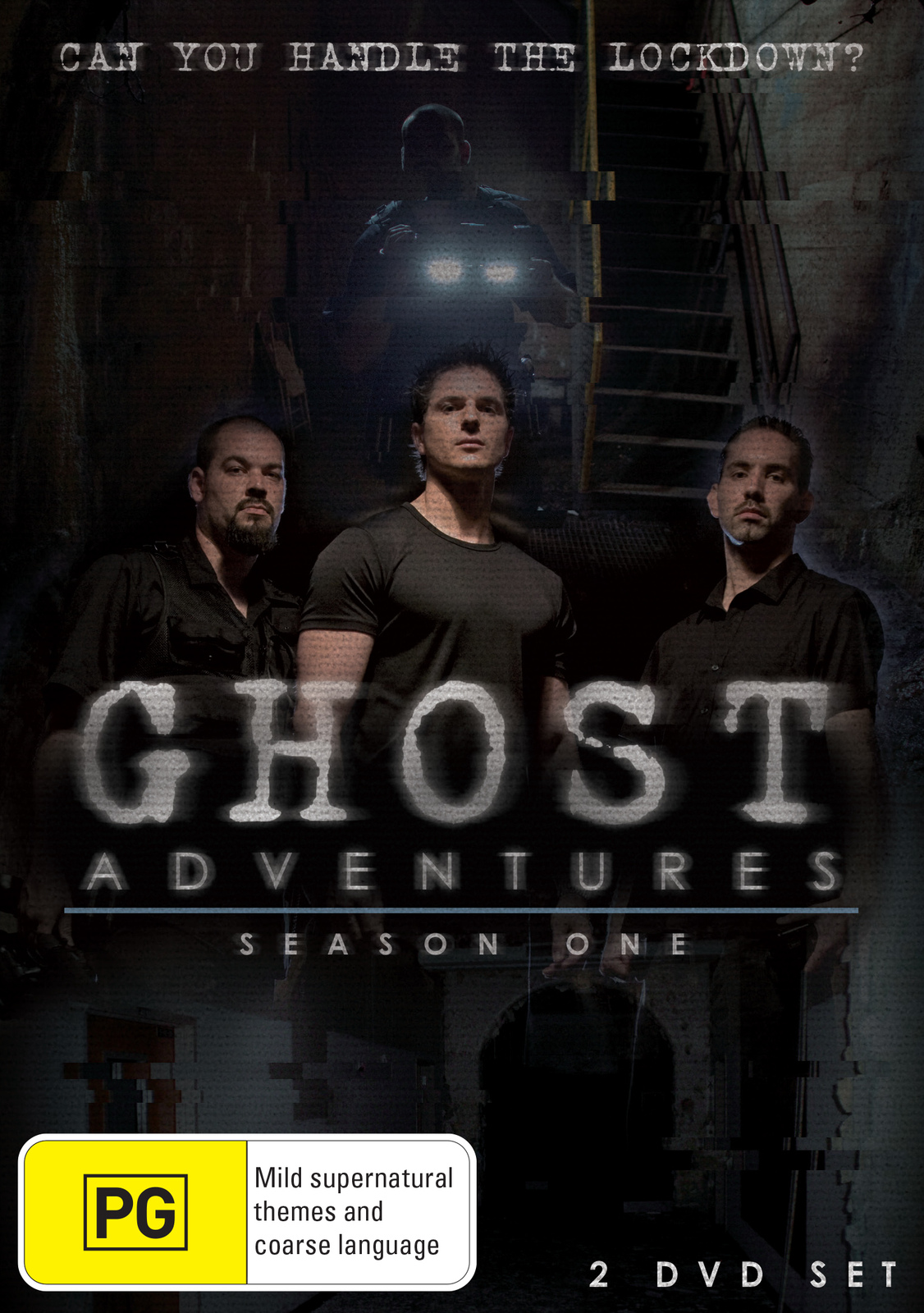 Ghost Adventures - Season 1 on DVD image
