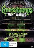 Goosebumps: Most Wanted DVD
