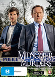 Midsomer Murders - Season 16 Part 1 DVD