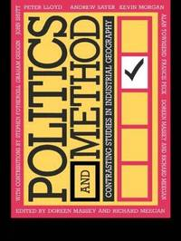 Politics and Method by Doreen Massey image
