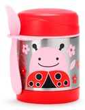 Skip Hop: Zoo Insulated Food Jar - Ladybug