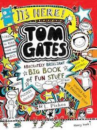 Tom Gates Absolutely Brilliant Book of Fun Stuff PB by Liz Pichon