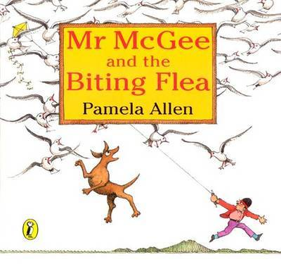 Mr. McGee and the Biting Flea by Pamela Allen image