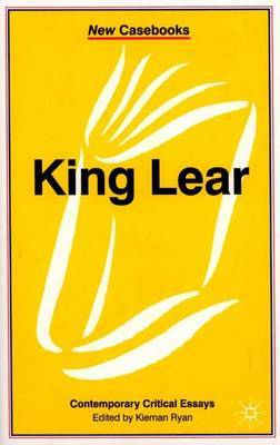King Lear by Kiernan Ryan