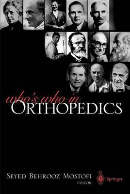 Who's Who in Orthopedics image
