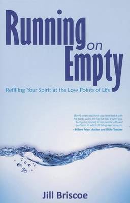 Running on Empty by Jill Briscoe image