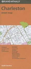 Folded Map Charleston Streets SC by Rand McNally