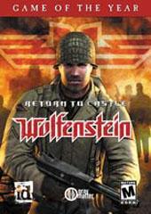 Return To Castle Wolfenstein GOTY for PC Games