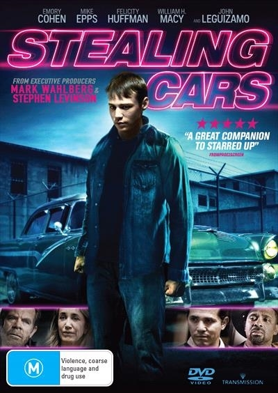 Stealing Cars on DVD