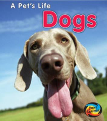 Dogs by Anita Ganeri